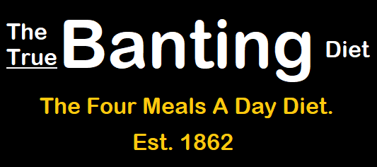 The True Banting Diet