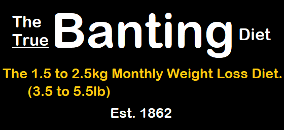 The Banting Diet